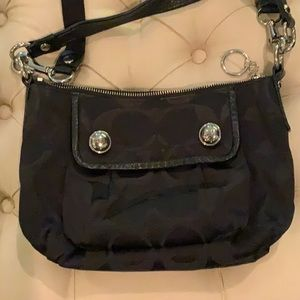 Coach-crossbody/satchel